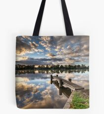 Starting the day Tote Bag