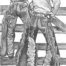 cowboys butts by dirtthirsty