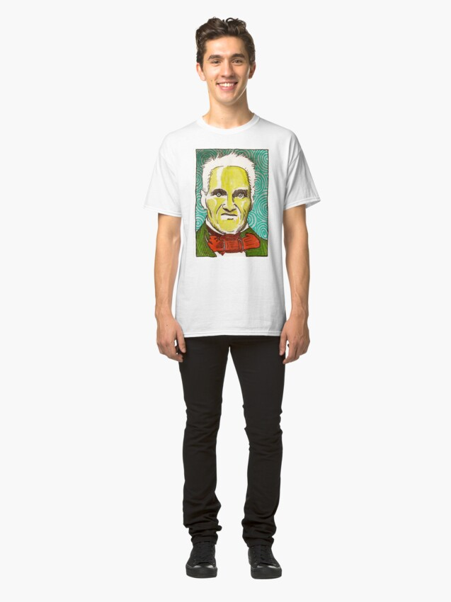 Alternate view of Joseph Bloor Classic T-Shirt