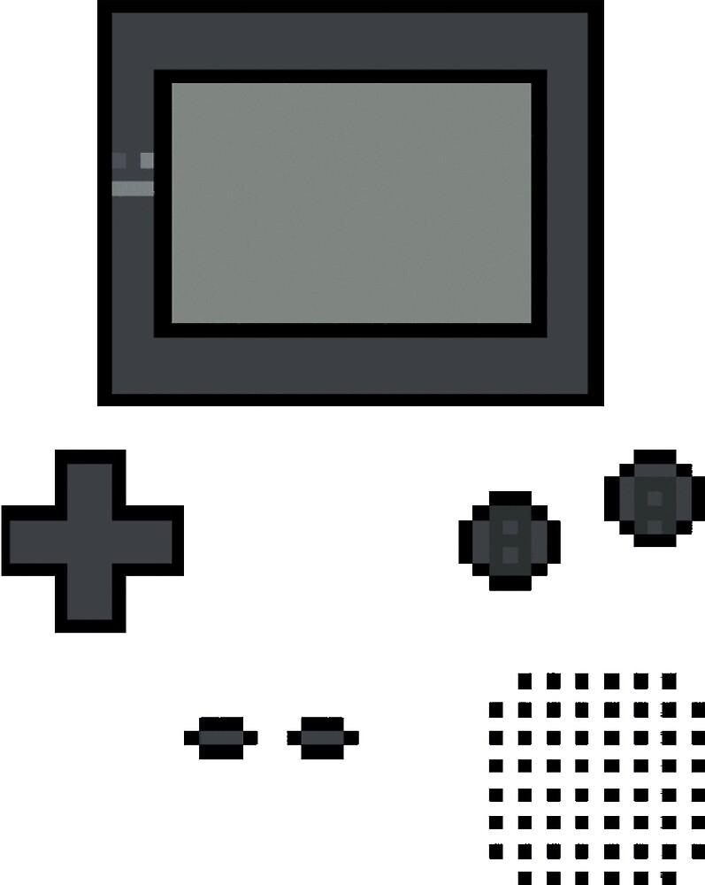 Pixel boy  by Squid-Maker