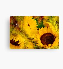 Sunshine For You Canvas Print