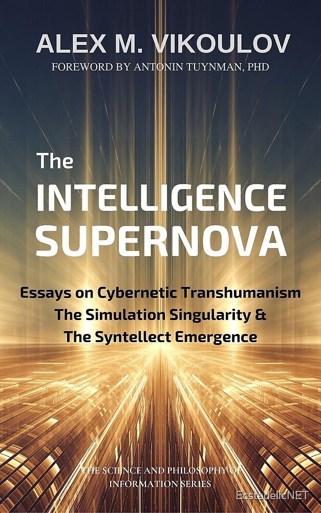 Intelligence Supernova by EcstadelicNET