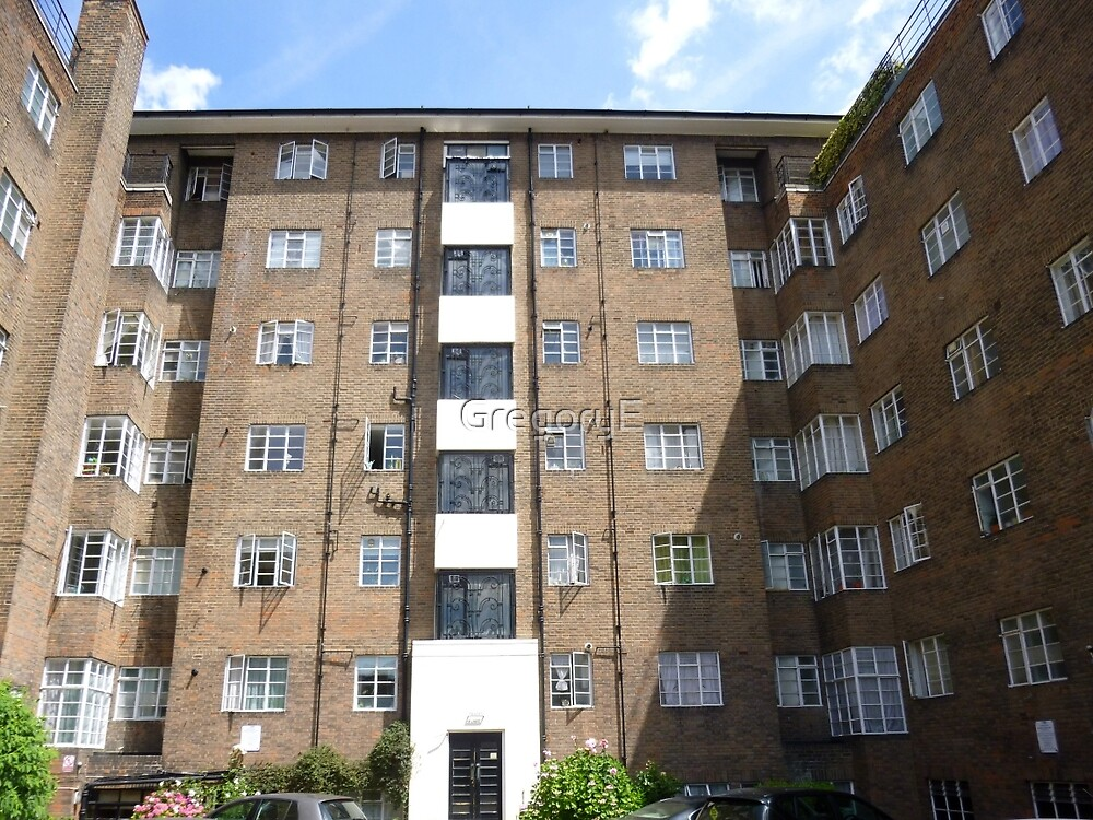 London Deco: Hamilton Court 1 by GregoryE