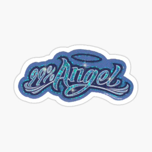 99% ange Sticker