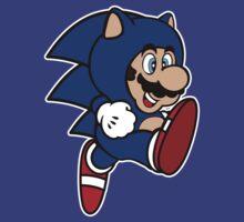 Mario Hedgehog costume