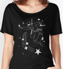 Space Ninja Women's Relaxed Fit T-Shirt