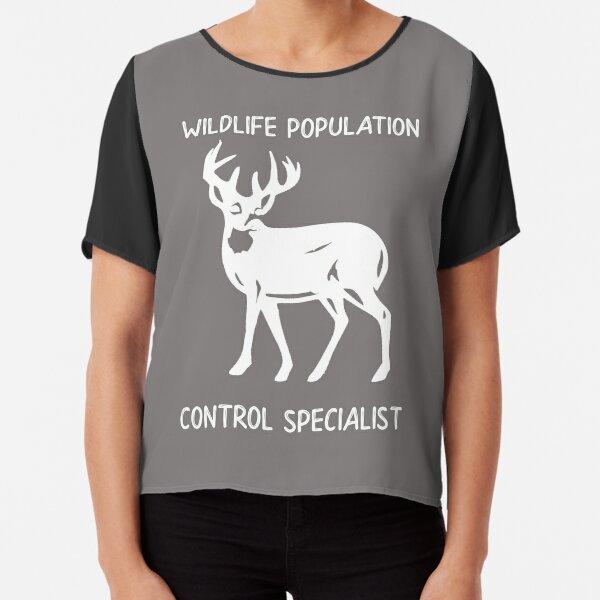 ELK I love animals Mens Printed T shirt White Birthday Gift 00064