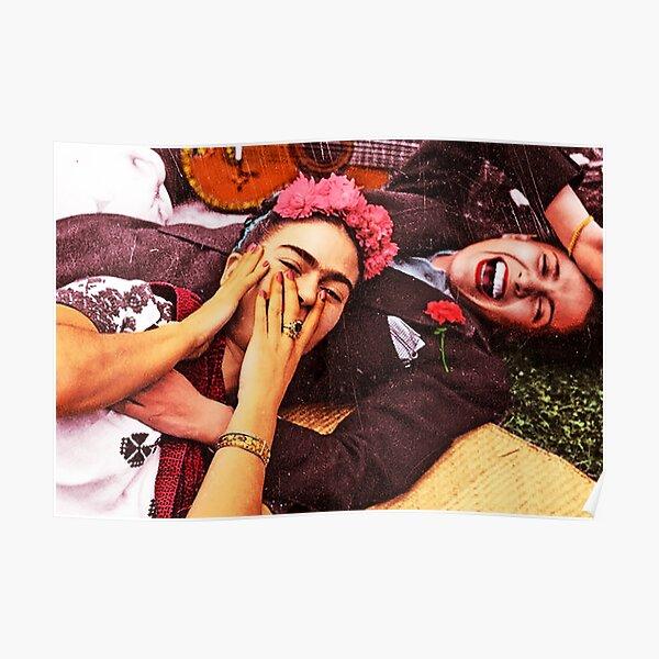 Chavela y Frida Poster