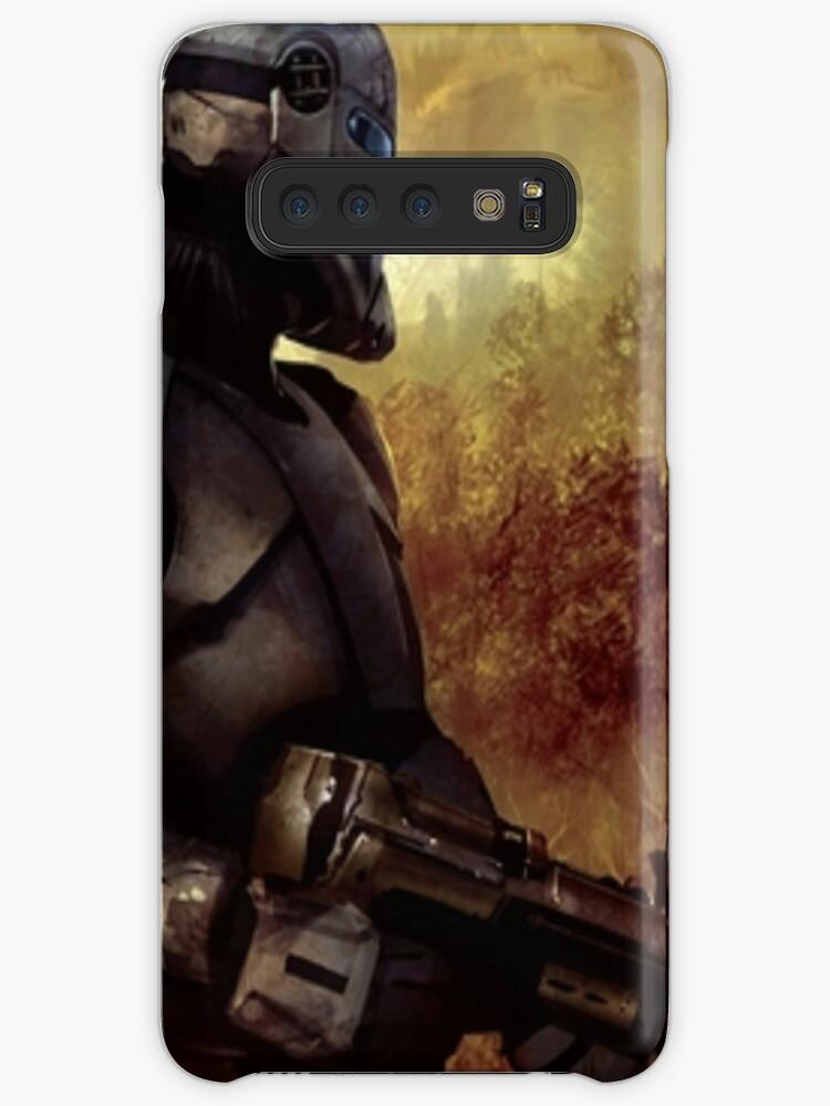 'Clone Commando Patrol ' Case/Skin for Samsung Galaxy by ThatGermanGuy