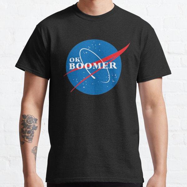 ok boomer NASA Classic T-Shirt