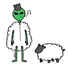 """""""We Come In Fleece"""" by chrisdrawsstuff"""