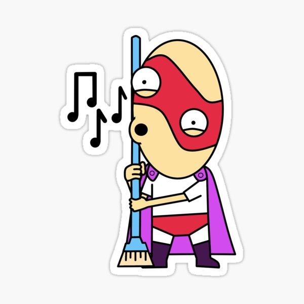 Noob Noob Sticker