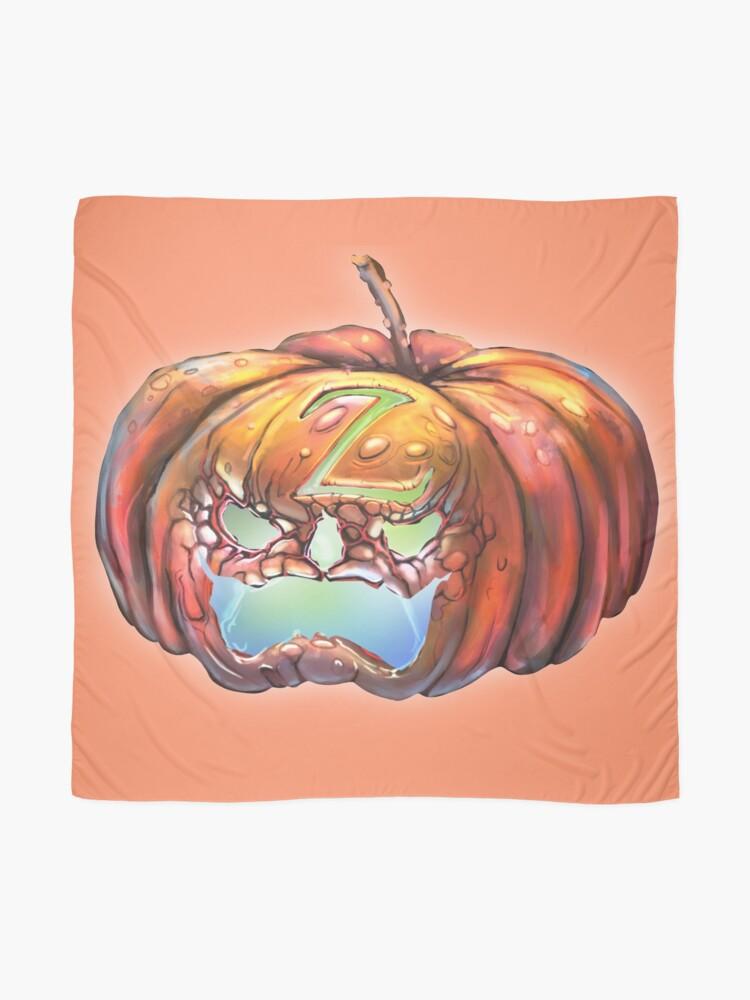 Alternate view of Zorro Pumpkin Scarf