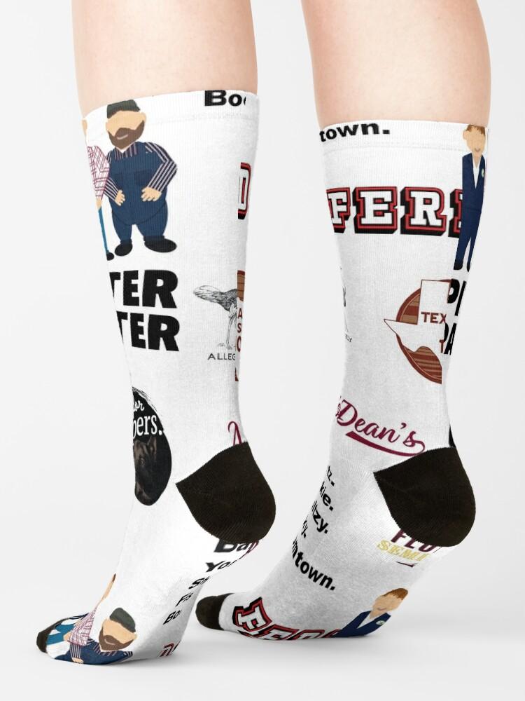Alternate view of Ultimate Letterkenny Sticker Pack and Sock Bonanza Socks