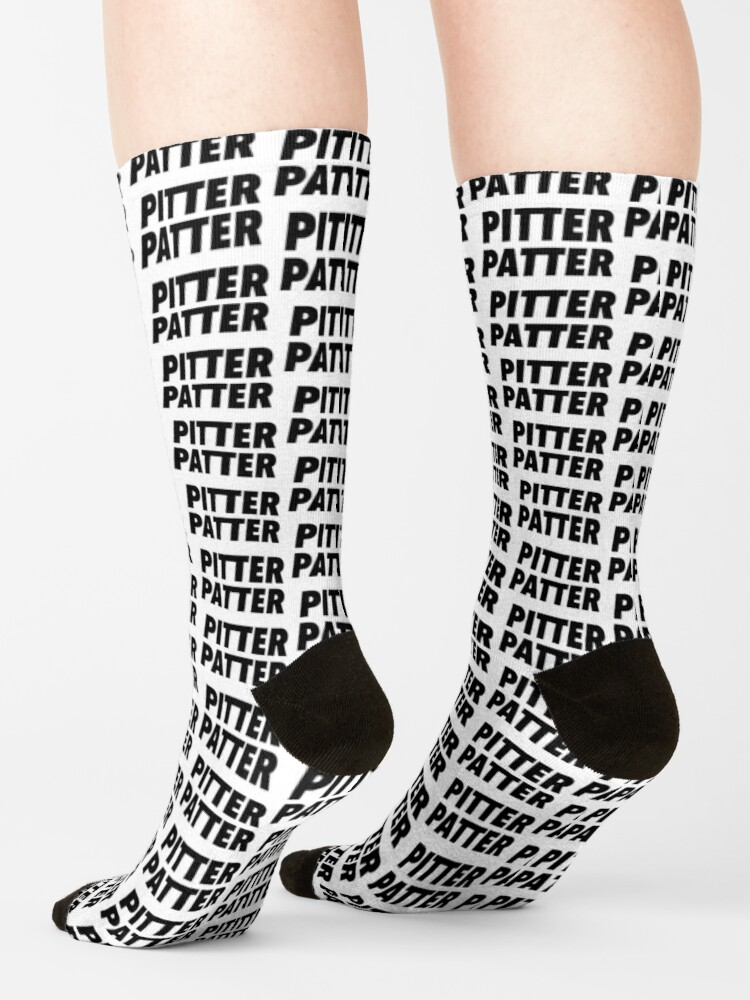 Alternate view of Pitter Patter Socks