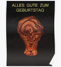 olive grain in the stars German Poster