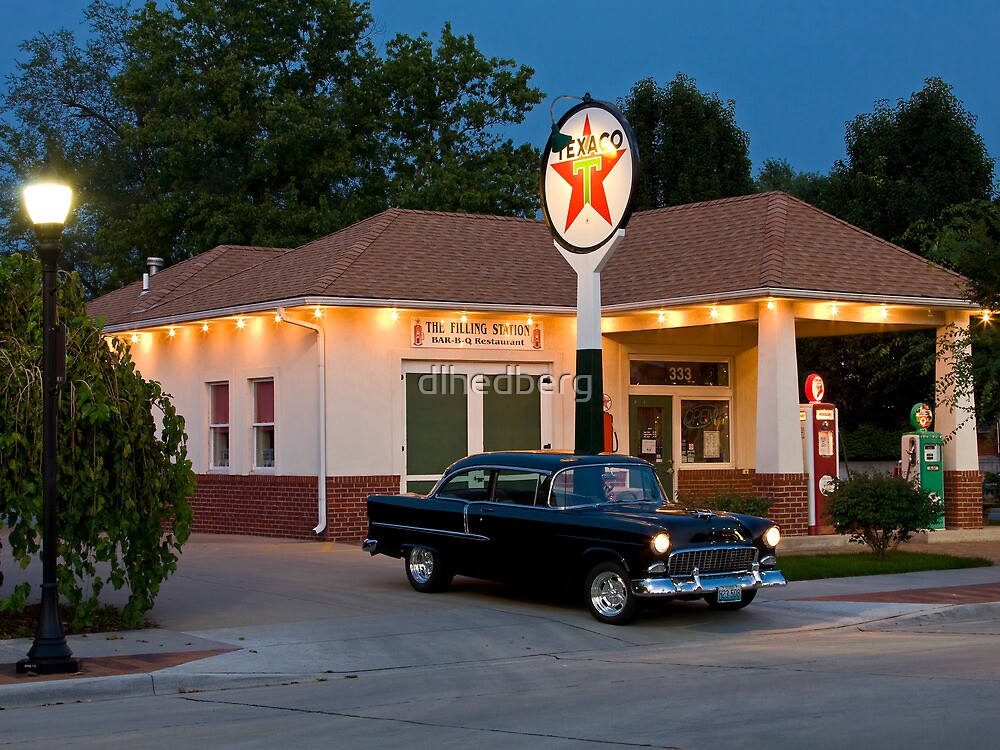 """""""The Filling Station"""" by dlhedberg"""