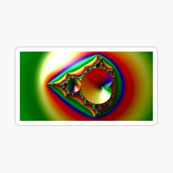 Queen's gem Sticker