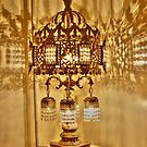 Old Italian style lamp-full view by henuly1