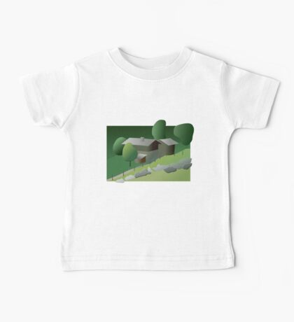Once upon a time in Ballenberg (T-Shirt & iPhone case) Kids Clothes