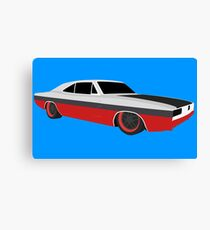 Dodge Charger 1969 Canvas Print