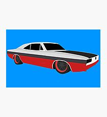 Dodge Charger 1969 Photographic Print