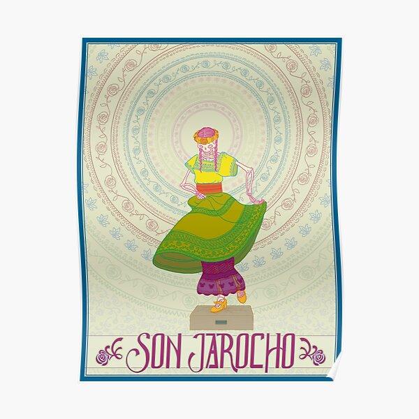 Zapateado Poster