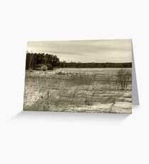 Scenics of Hamina Greeting Card