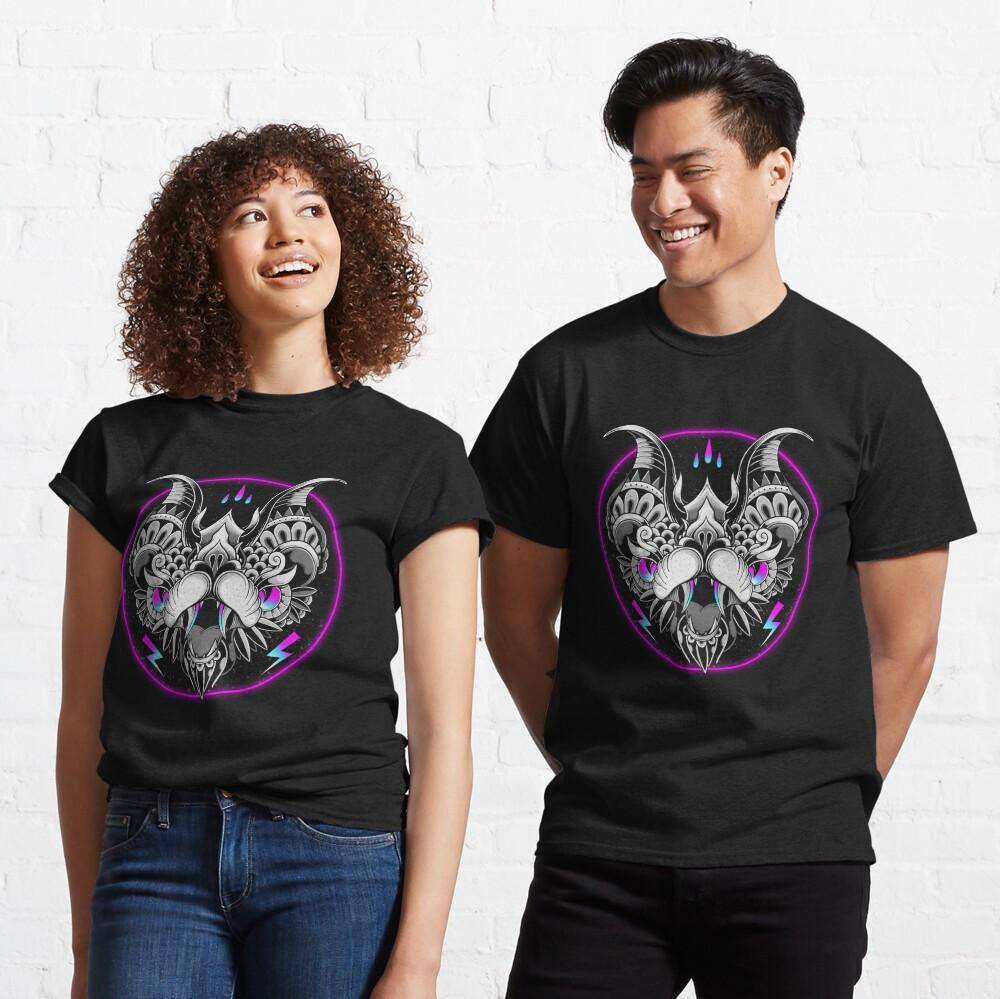 Retrowave Bat Classic T-Shirt