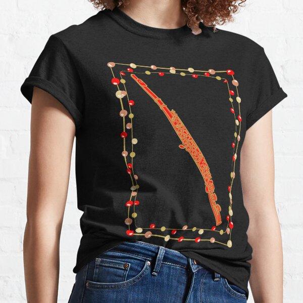 Christmas Flute Classic T-Shirt
