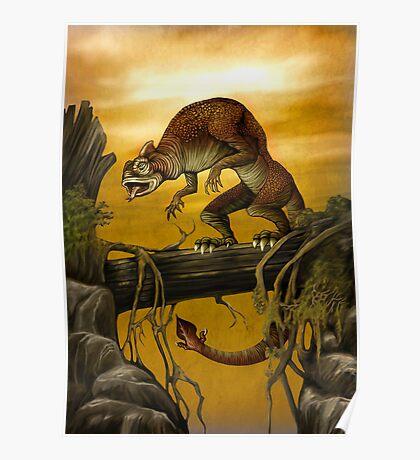 Salamandrake Poster