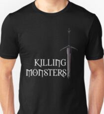 The Witcher | Killing Monsters T-Shirt
