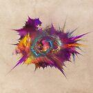 Star fractal art by JBJart