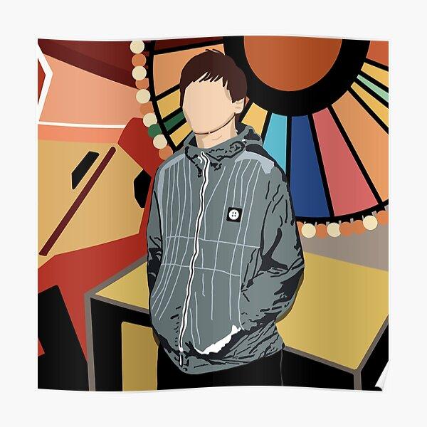 Louis Tomlinson Lo hicimos estilo minimalista Póster