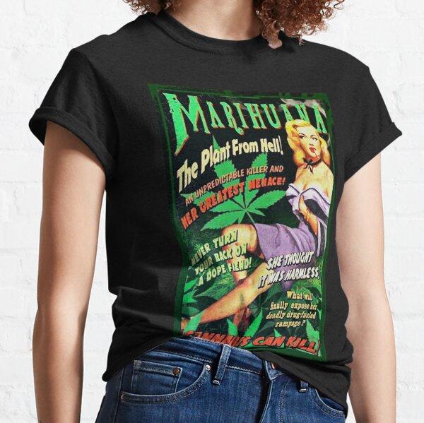 Pflanze aus der Hölle! Classic T-Shirt