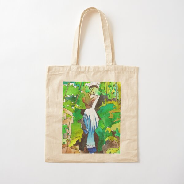 Aira Force Waterfall Cotton Tote Bag