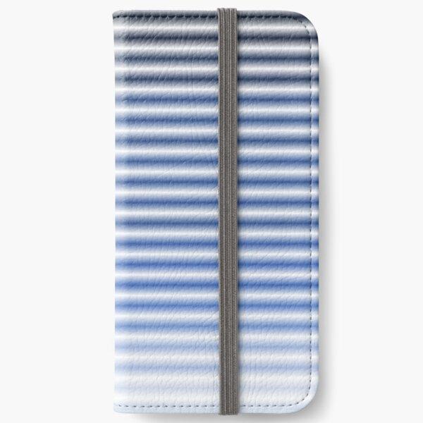 líneas descoloridas 2 Fundas tarjetero para iPhone