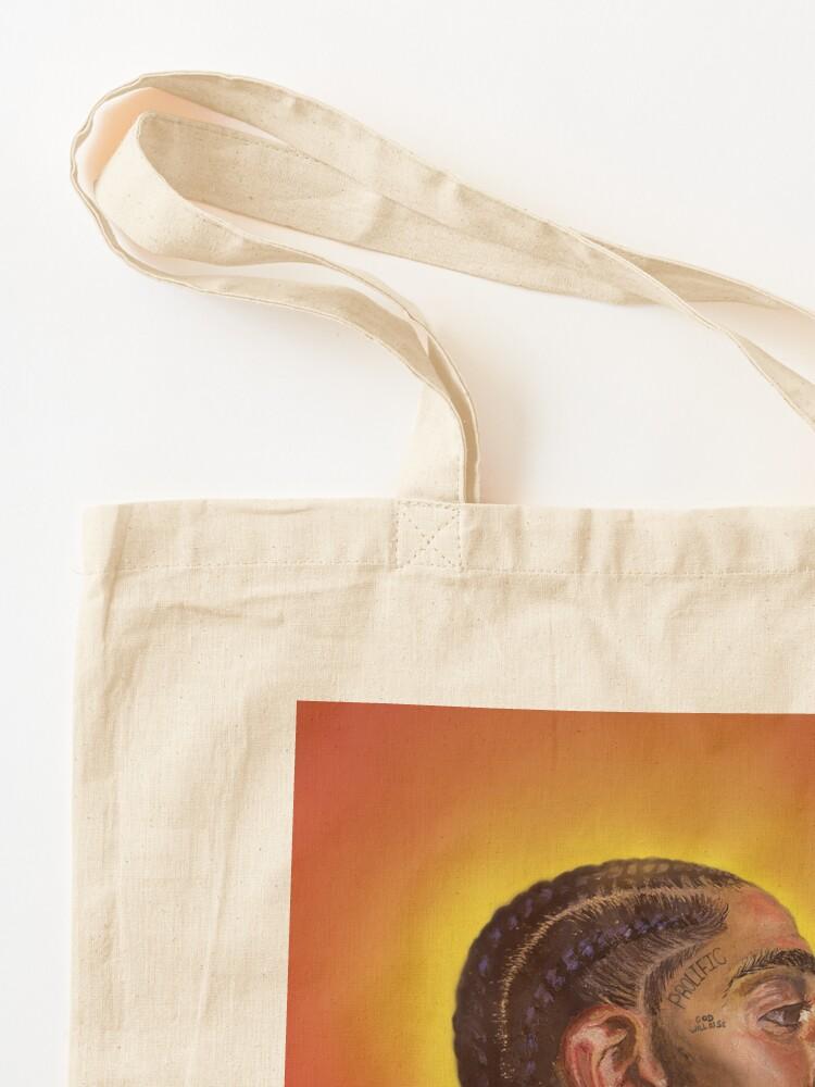 Alternate view of Sunset on Slauson Tote Bag