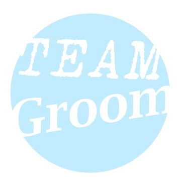 Team Groom by ineslira