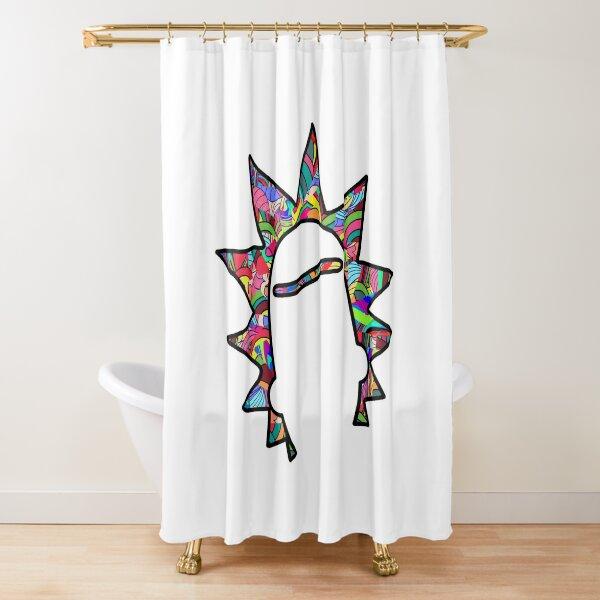 Rick Sanchez Shower Curtain