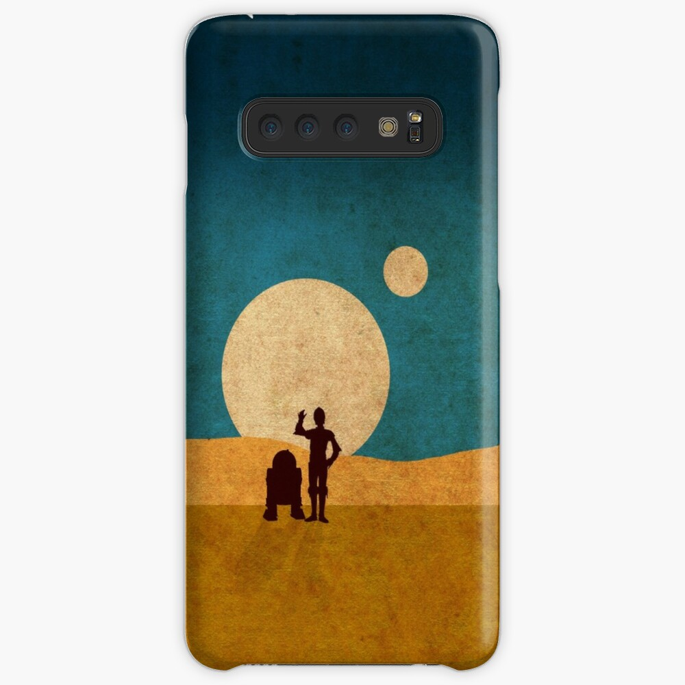 Droids In The Dunes Case & Skin for Samsung Galaxy