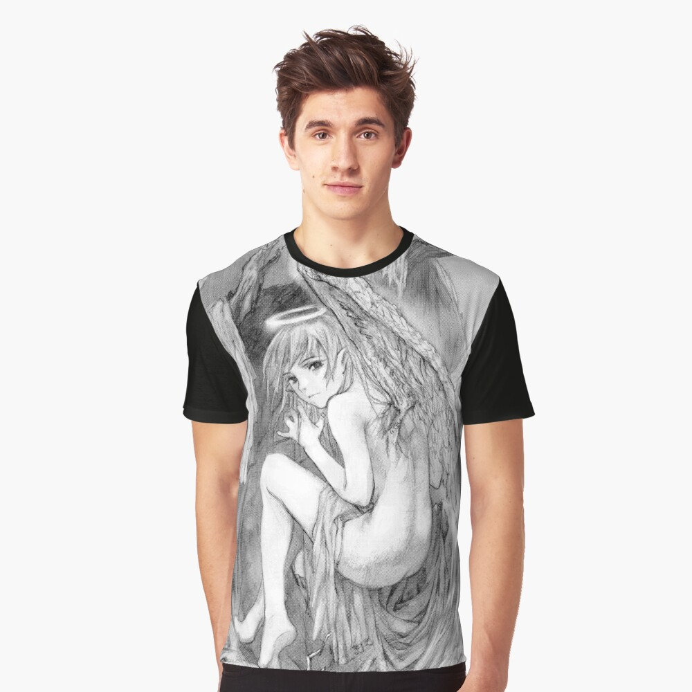 Angelica Obfuscura Graphic T-Shirt