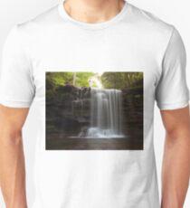 Harrison Wright's Misty Summer Veil Unisex T-Shirt