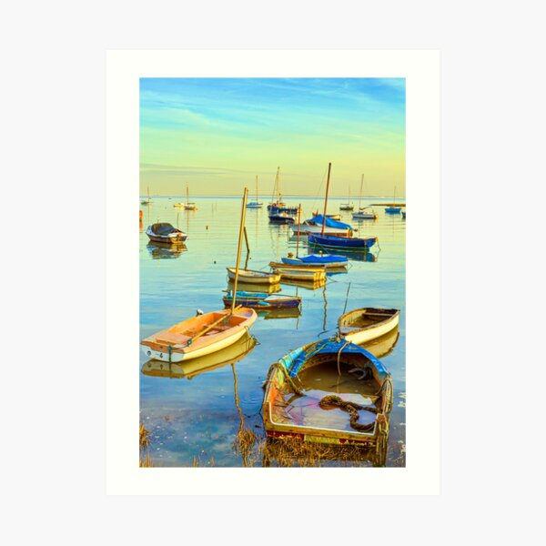 Leigh-on-Sea Art Print