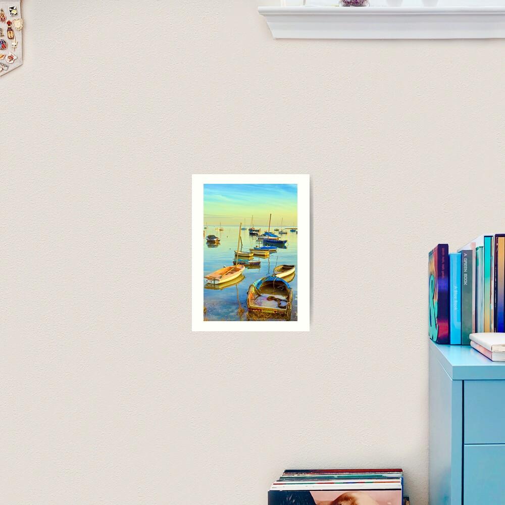 Leigh-on-Sea Art Print