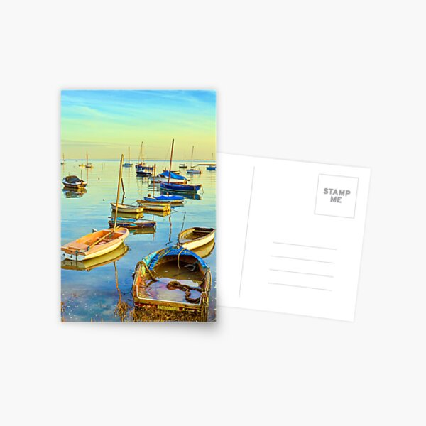Leigh-on-Sea Postcard