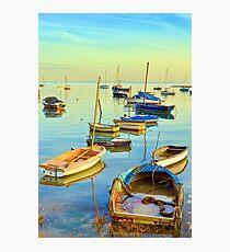 Leigh-on-Sea Photographic Print