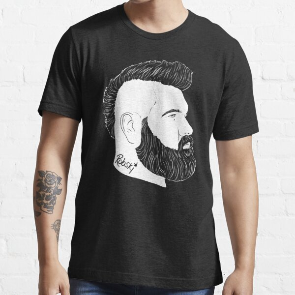 Copy of BeefCakeBoss - White lines Essential T-Shirt