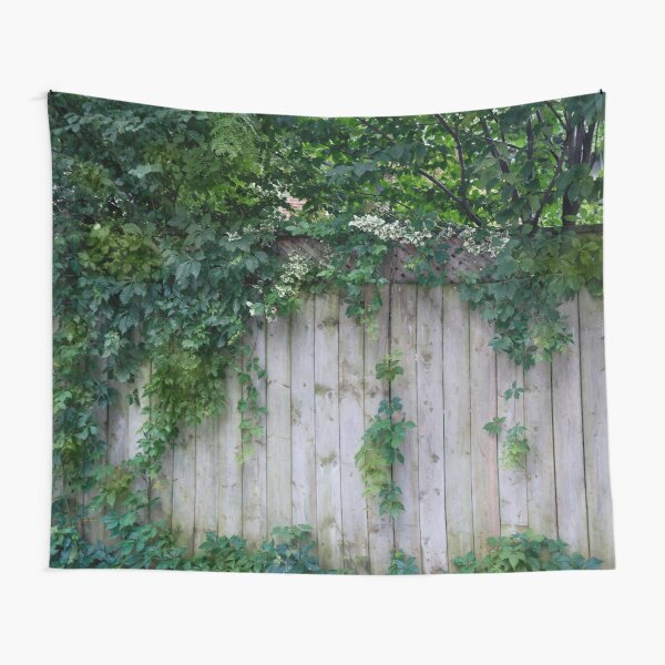 The Green Can Never Be Blocked Tapestry