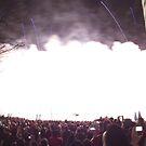 new year crowd by pinkyosborne